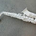 Olaf Diegel's 3D Printed Alto Sax 01