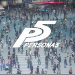 Persona 5 trailer TGS 2014 image