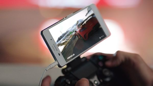 Xperia Z3 PS4 Remote Play image 1