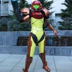 3D Printed Samus Aran's Vaira Suit From Metroid image 3