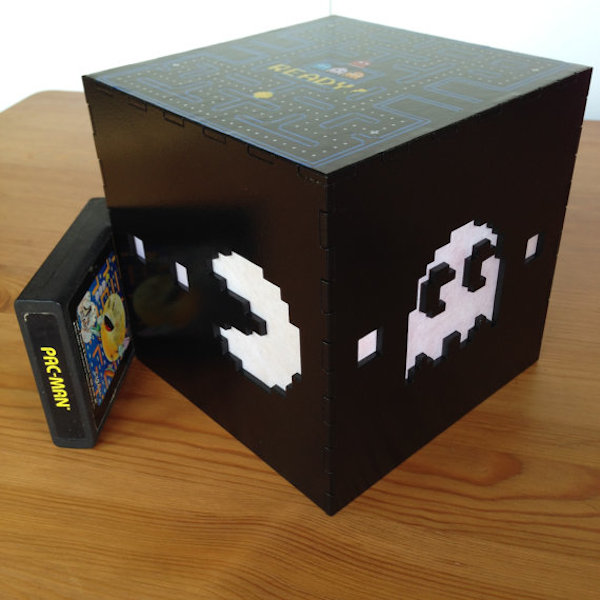 BurntPixels Pac-Man Light Box image 1