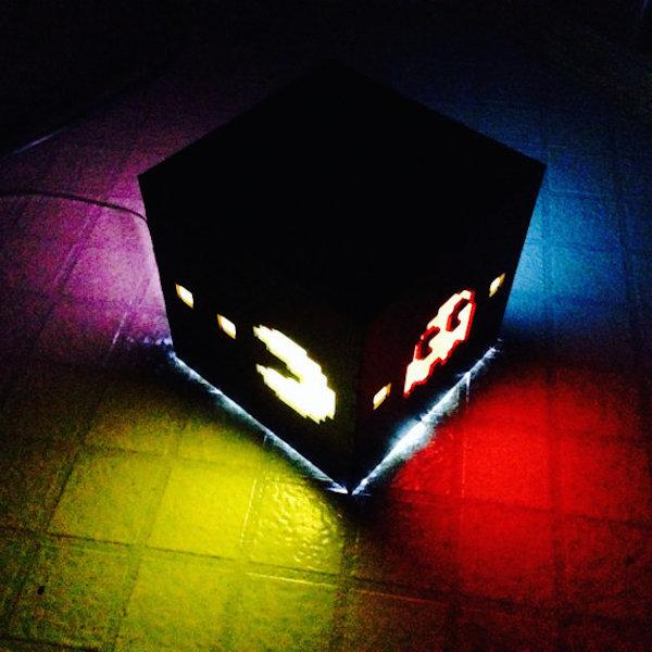 BurntPixels Pac-Man Light Box image 1