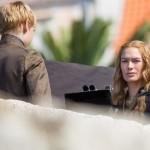 Cersei and son