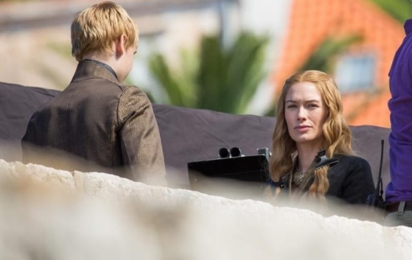 Cersei and son