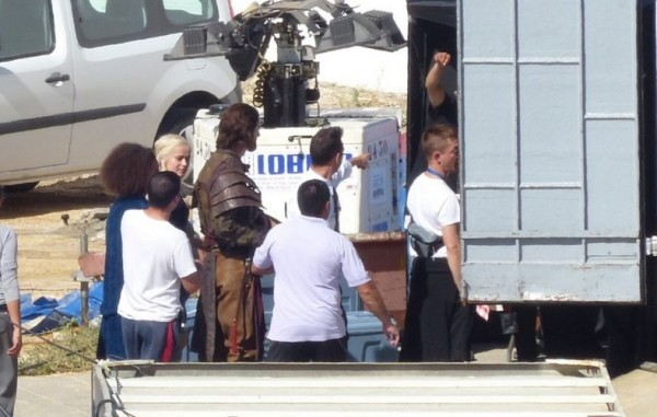 Dany & Daario