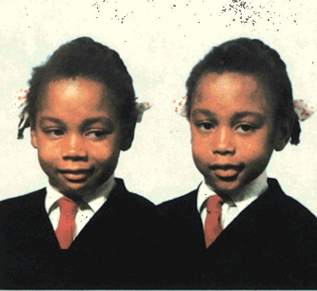 The silent twins