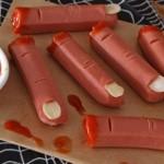 Hot dog severed fingers