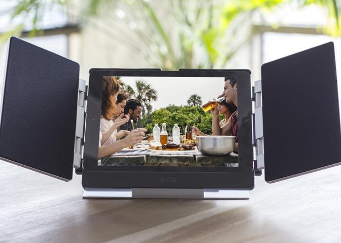 iPad-Speaker-Case