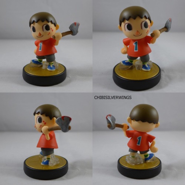 Animal Crossing Villager Amiibo image