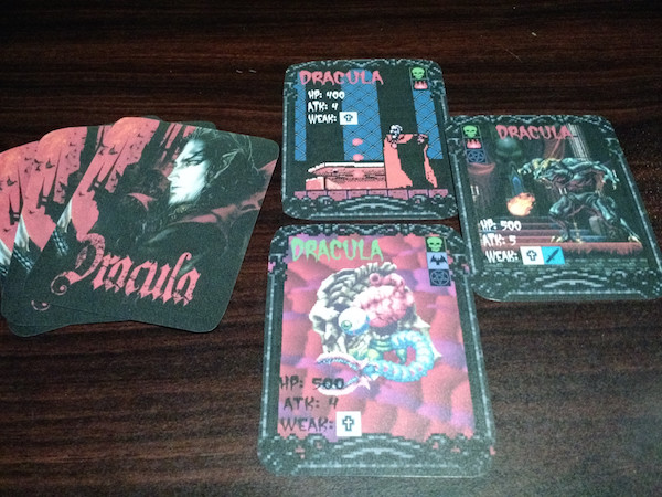 Castlevania Board Game by XsimonbelmontX image 4