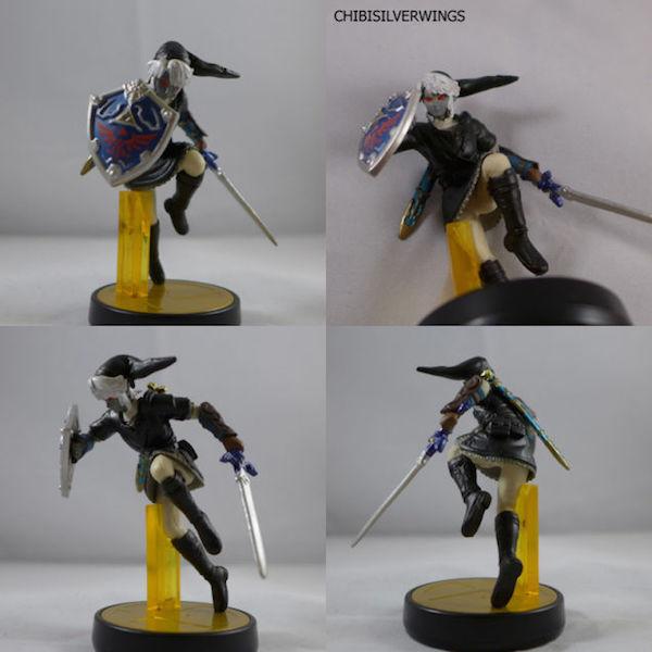 Metal Mario Amiibo image