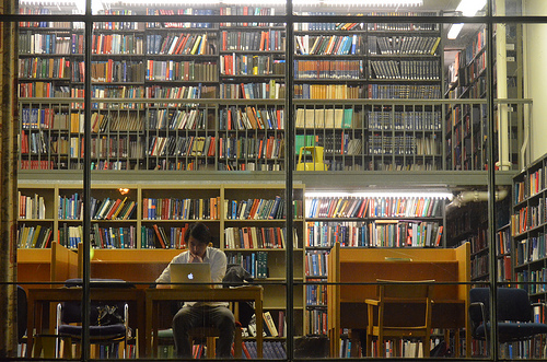 Library science degree 2