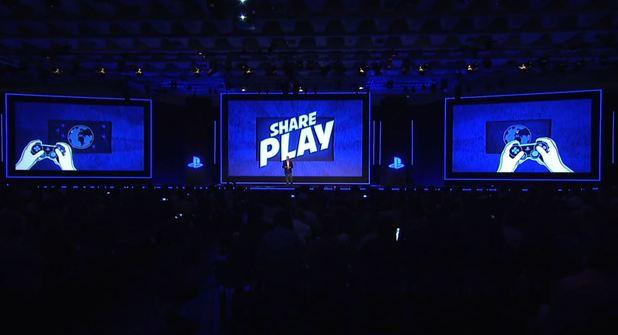 PS4 Shareplay