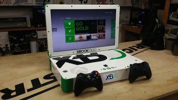 Xbook Duo mod by Eddie Zarick image 1