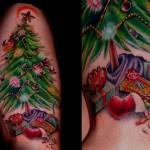Christmas Tree & Gifts