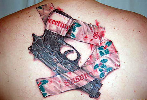 Die Hard Tattoo