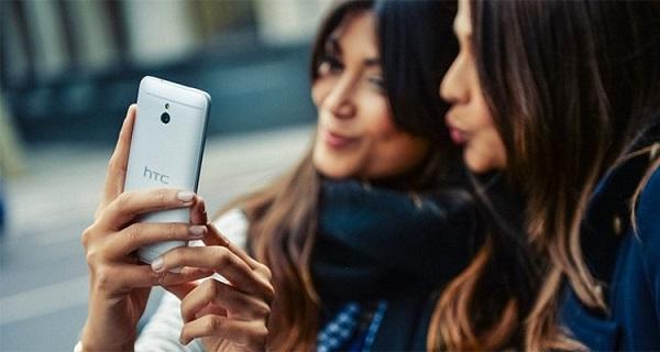 HTC selfie