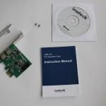 Inateck KT4007 USB 30 PCI-e Card 04