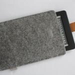 Inateck Kindle Paperwhite Felt Case 03