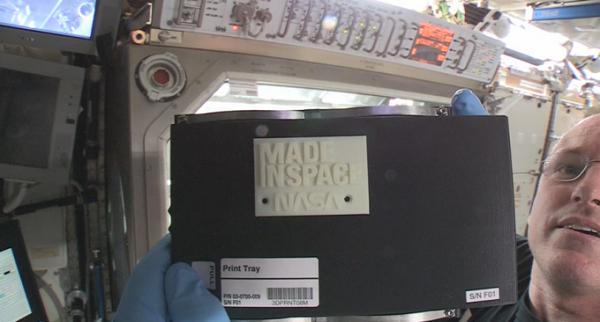 NASA 3D Printing
