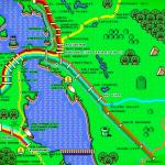Robert Bacon Super Mario World BART map image 2