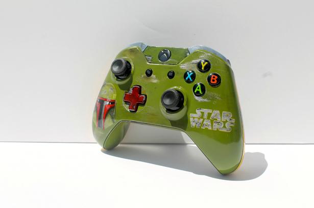Xbox 360 star wars mod 2
