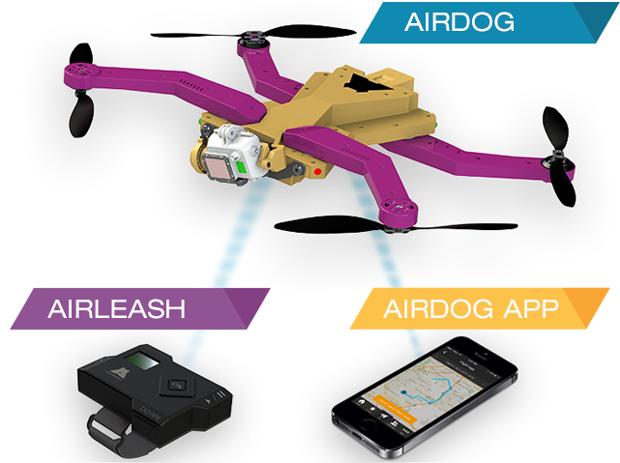 AirDog Drone 2
