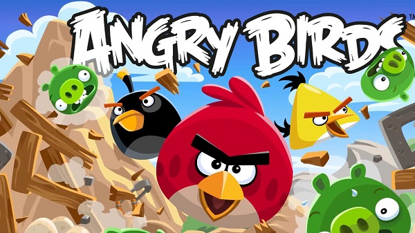 Angry Bird wallpaper