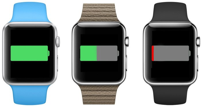 Apple Watch Battery 1