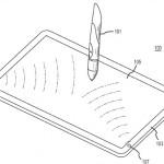 Apple iPad Stylus patent