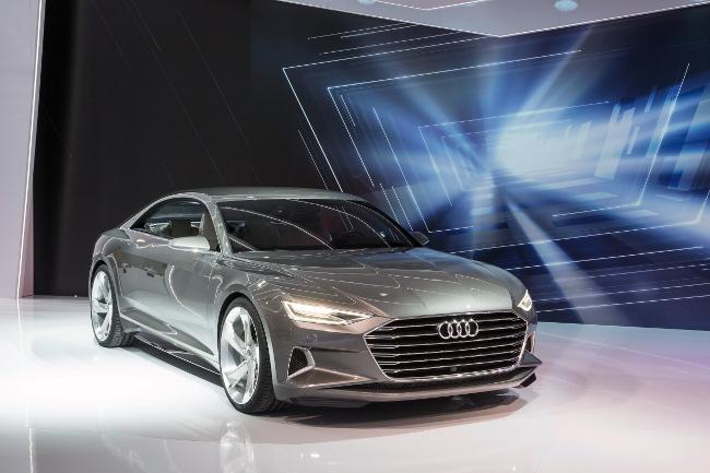 Audi CES 2015 2