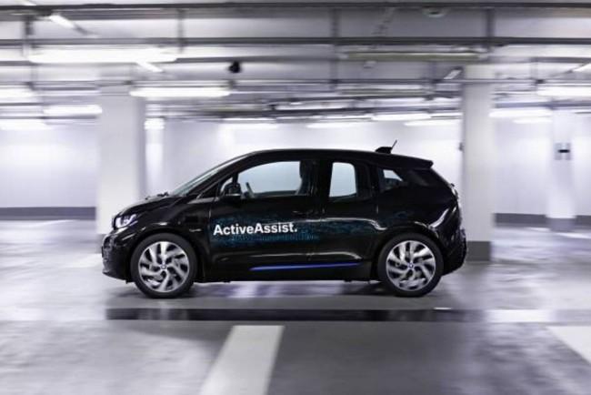 BMW CES 2015 1