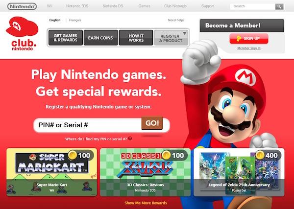 Club Nintendo image