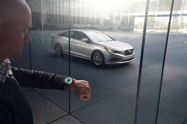 Hyundai CES 2015 1