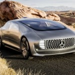 Mercedes Benz CES 2015 1