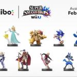 Smash Wii U Amiibo image