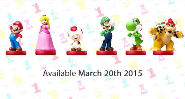 Super Mario Bros. Amiibo image