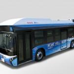 Toyota – hydrogen bus