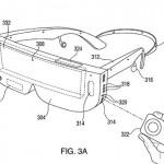 Apple VR Headset controller
