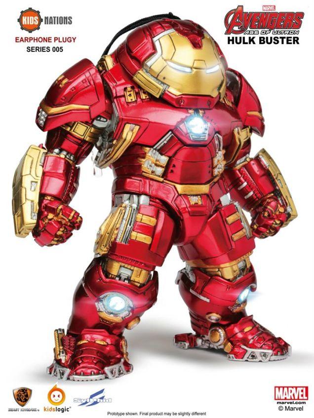 Avengers Phone Charms 2