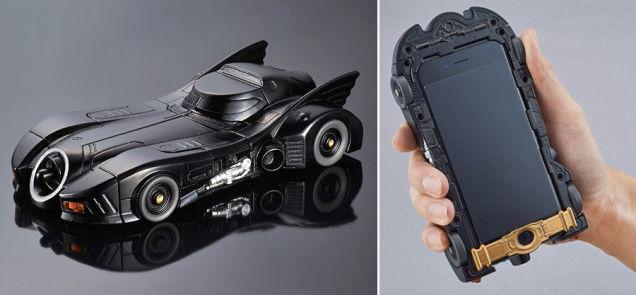 Batmobile iPhone Case 1