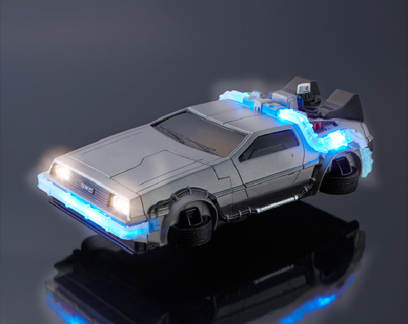 Delorean iphone 6 case 1