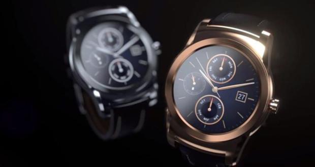 LG Urbane Smartwatch 1