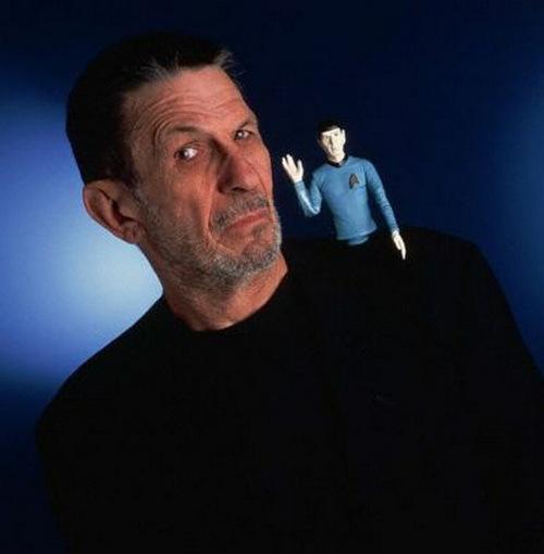 Leonard Nimoy Mr Spock 1