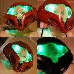 Metroid's Samus Helmet Replica image 3