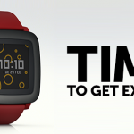 Pebble Time Color e-Paper Smartwatch 01
