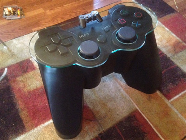 PlayStation Controller Coffee Table image 3