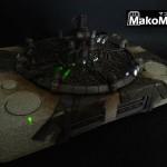 PlayStation Final Fantasy VII Console by MakoMod image 2