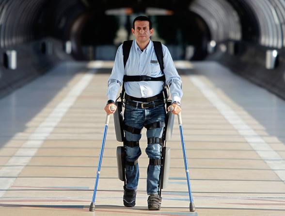 Rewalk Exoskeleton 1