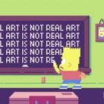 Simpsons Pixel Art 2